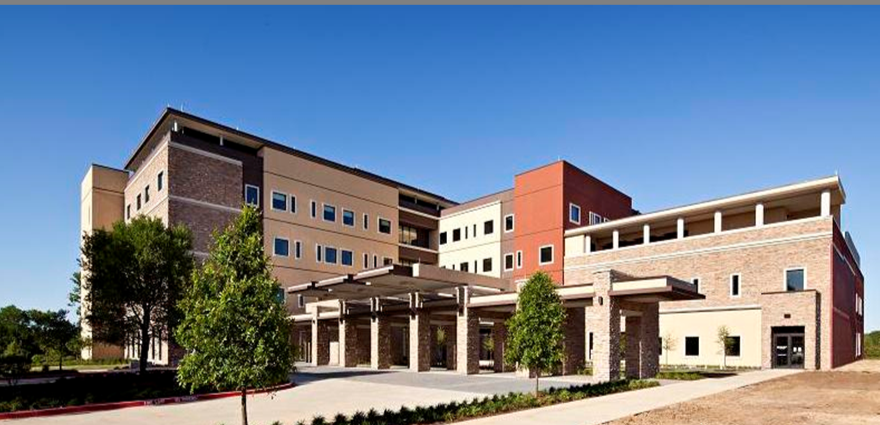 hospital management flowermound
